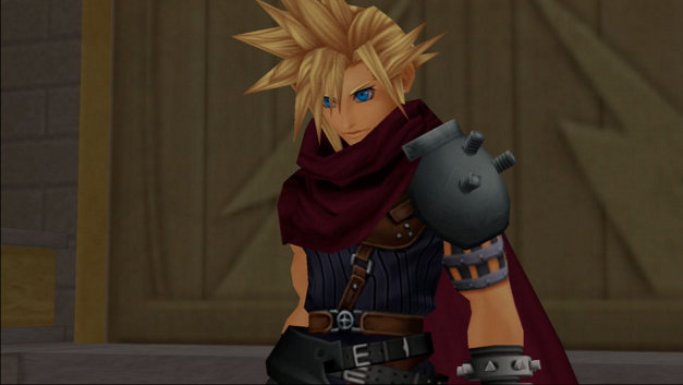 KINGDOM HEARTS HD 1.5 ReMIX Screenshot 40