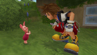 KINGDOM HEARTS HD 1.5 ReMIX Screenshot 35