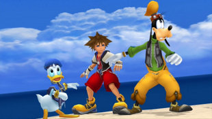 KINGDOM HEARTS HD 1.5 ReMIX Screenshot 44