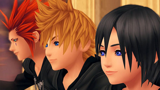 KINGDOM HEARTS HD 1.5 ReMIX Screenshot 49
