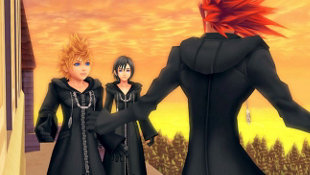 KINGDOM HEARTS HD 1.5 ReMIX Screenshot 54