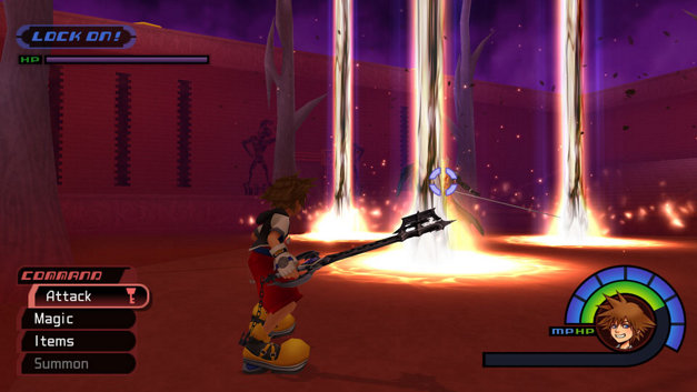 KINGDOM HEARTS HD 1.5 ReMIX Screenshot 64