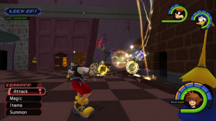KINGDOM HEARTS HD 1.5 ReMIX Screenshot 68