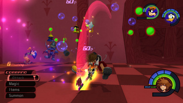 KINGDOM HEARTS HD 1.5 ReMIX Screenshot 61