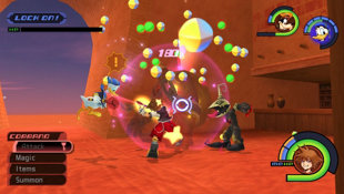 KINGDOM HEARTS HD 1.5 ReMIX Screenshot 69