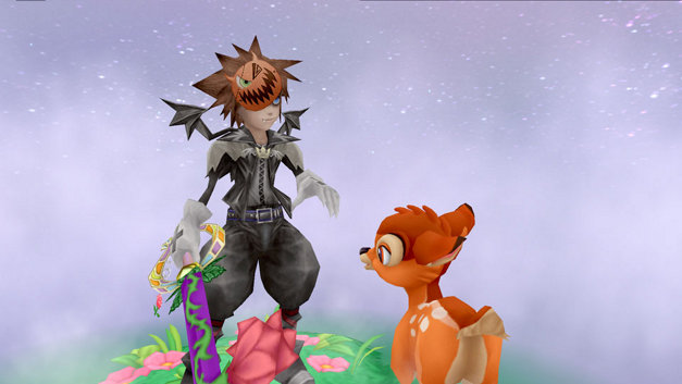 KINGDOM HEARTS HD 1.5 ReMIX Screenshot 1