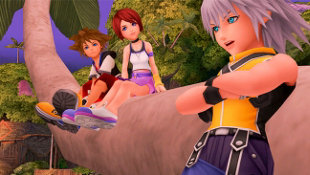 KINGDOM HEARTS HD 1.5 ReMIX Screenshot 3