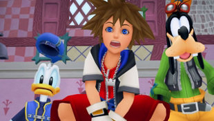 KINGDOM HEARTS HD 1.5 ReMIX Screenshot 5