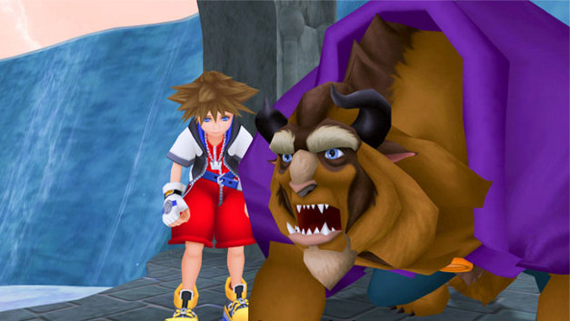 KINGDOM HEARTS HD 1.5 ReMIX Screenshot 7