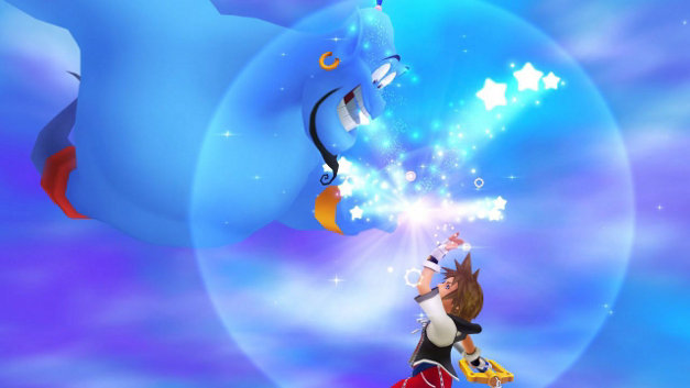 KINGDOM HEARTS HD 1.5 ReMIX Screenshot 13