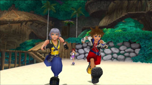 KINGDOM HEARTS HD 1.5 ReMIX Screenshot 51