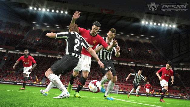 Pro Evolution Soccer 2014 Launch Edition