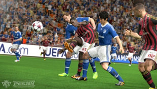 Pro Evolution Soccer 2014 Launch Edition Screenshot 3