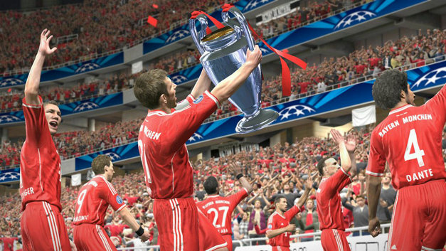 Pro Evolution Soccer 2014 Launch Edition Screenshot 4