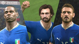 Pro Evolution Soccer 2014 Launch Edition Screenshot 8