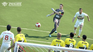 Pro Evolution Soccer 2014 Launch Edition Screenshot 2