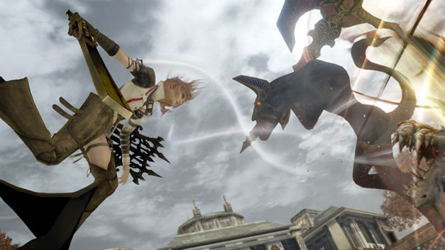 LIGHTNING RETURNS™: FINAL FANTASY® XIII Screenshot 10