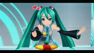 Hatsune Miku: Project DIVA F Screenshot 2