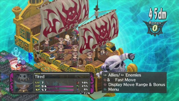 Disgaea®D2: A Brighter Darkness Screenshot 1