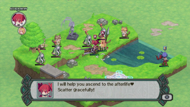 Disgaea®D2: A Brighter Darkness Screenshot 4