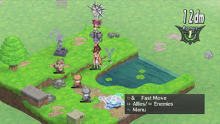 Disgaea®D2: A Brighter Darkness Screenshot 5