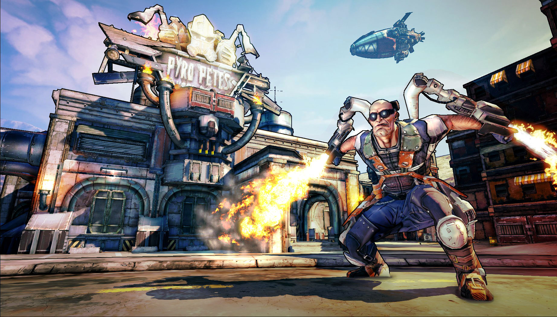 Borderlands 2: Game of the Year Edition Game | PS3 - PlayStation