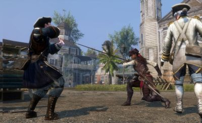 Assassins Creed 3 Liberation hd ps3 تحميل لعبة