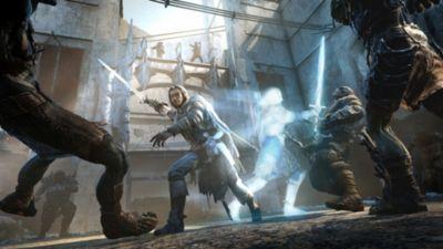 للبلايستيشن 3 Middle Earth Shadow of Mordor تحميل لعبة DLGAMES - Download All Your Games For Free