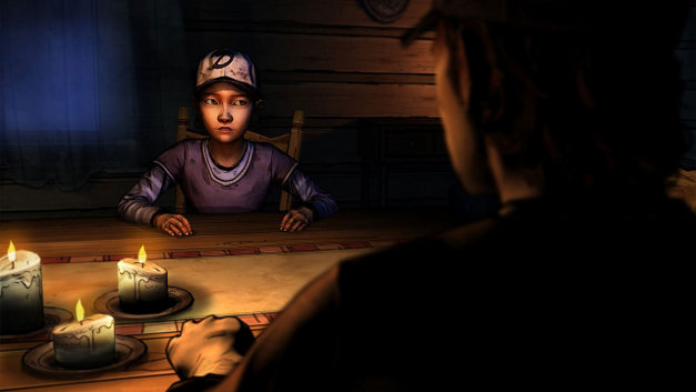 The Walking Dead: Season 2 - Ep.1, All That Remains Screenshot 1