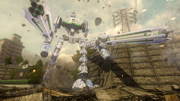 Earth Defense Force 2025 Screenshot 7