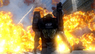 Earth Defense Force 2025 Screenshot 6