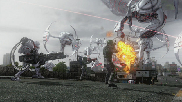 Earth Defense Force 2025 Screenshot 1
