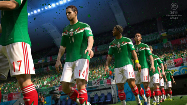 EA SPORTS™ 2014 FIFA World Cup Brazil™ Screenshot 4