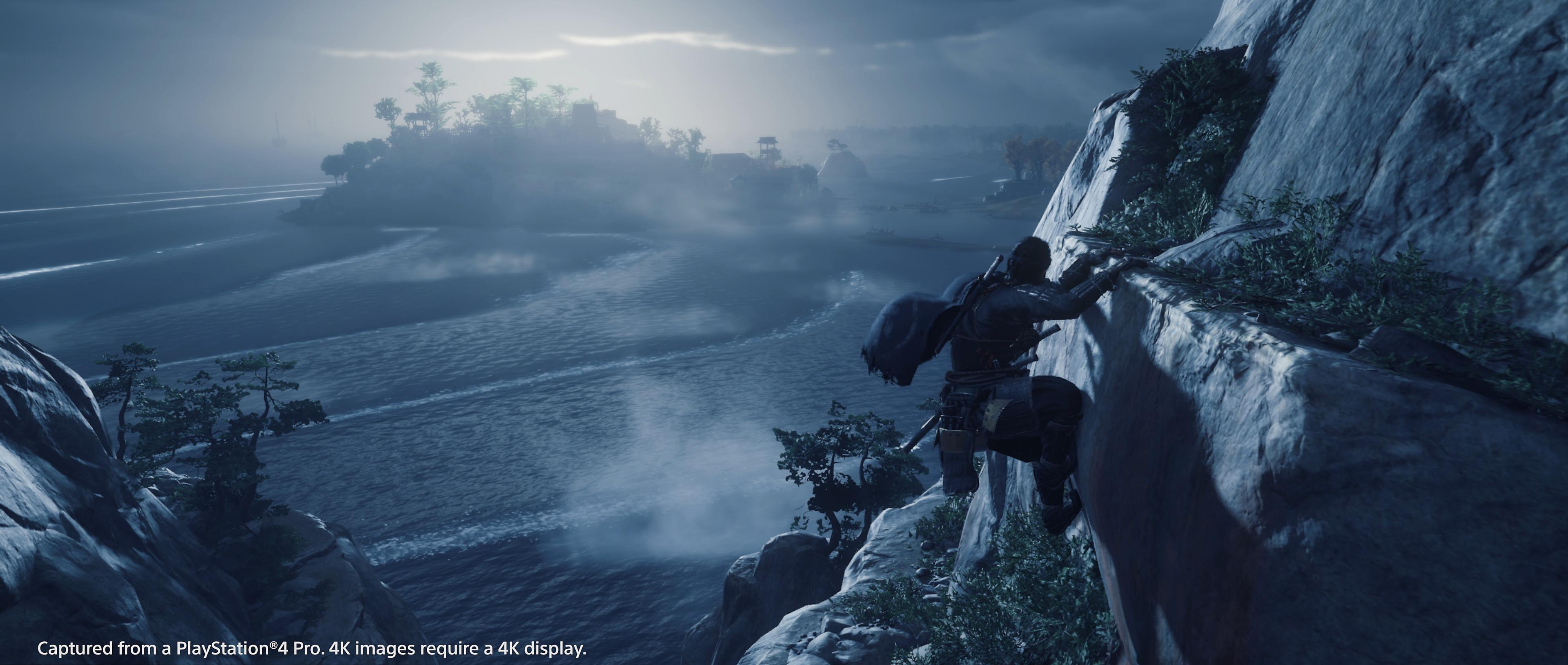 Ghost of Tsushima HDR image