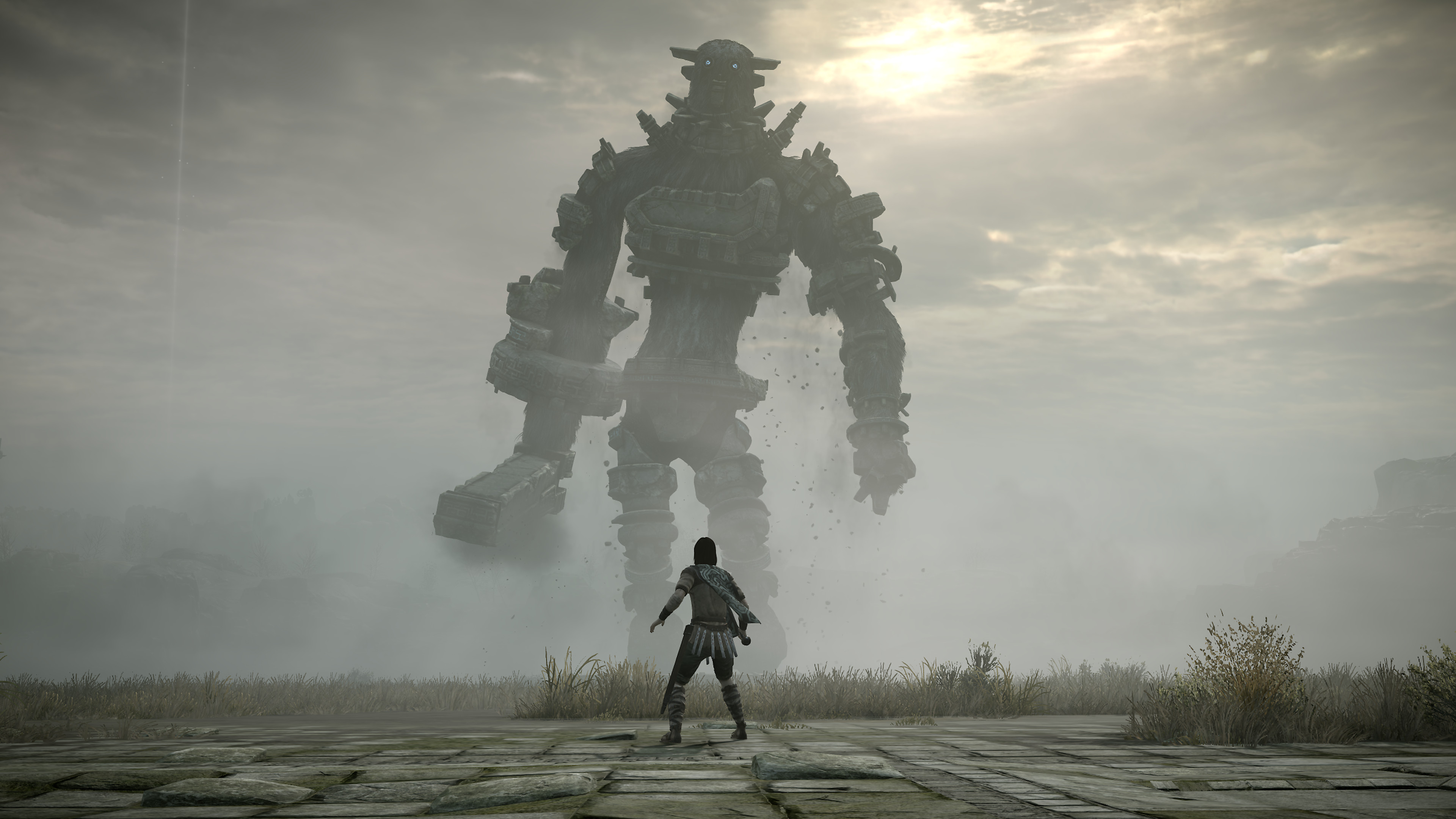 Shadow of the Colossus HDR image
