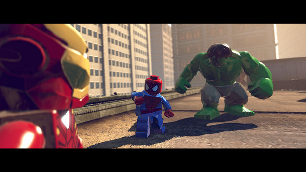 LEGO Marvel Super Heroes Screenshot 10