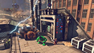 LEGO® Marvel Super Heroes™ juego | PS4™ - PlayStation® Screenshot 12
