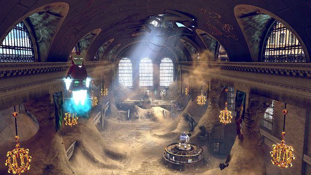 LEGO Marvel Super Heroes Screenshot 13