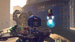 LEGO Marvel Super Heroes Screenshot 15