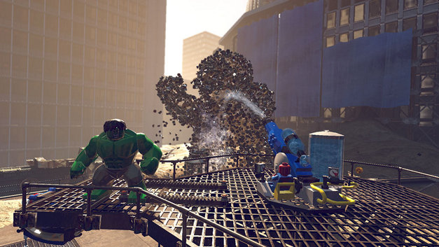 LEGO Marvel Super Heroes Screenshot 16