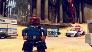 LEGO Marvel Super Heroes Screenshot 18