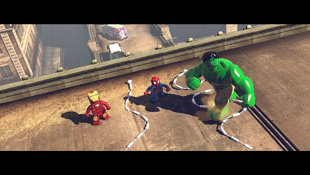 LEGO Marvel Super Heroes Screenshot 9