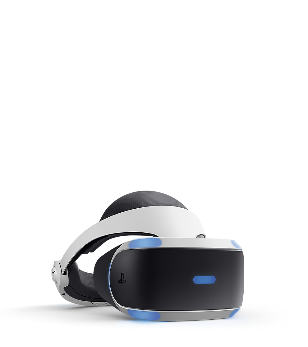 PlayStation VR Headset Product Shot
