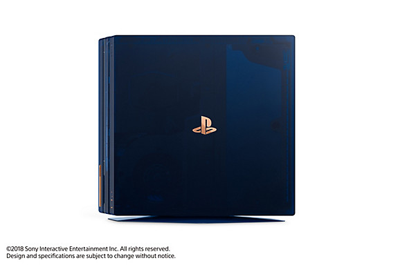 Consola PS4™ Pro de Edición Limitada de los 500 Millones de Ventas  - Screenshot INDEX