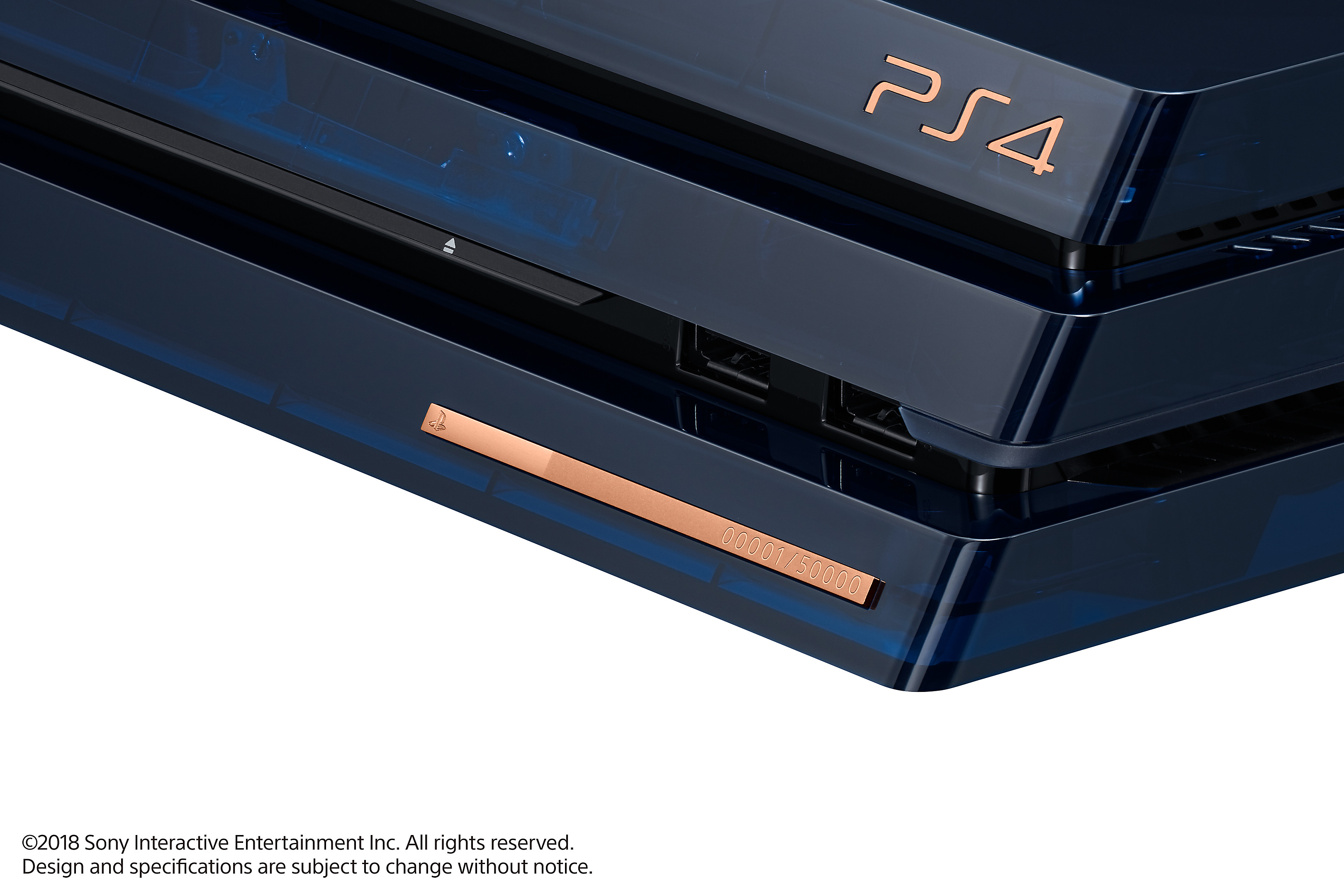 playstation 4 500 million limited edition price