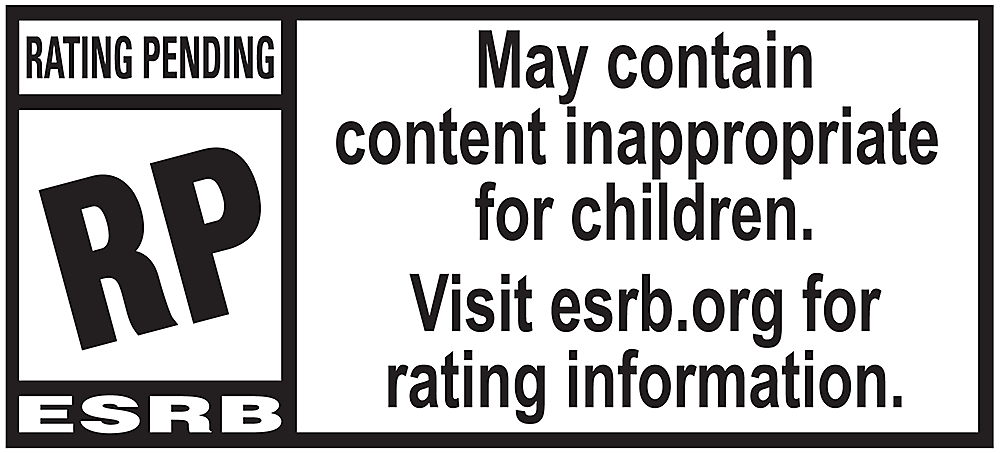 Ghost of Tsushima ESRB Logo