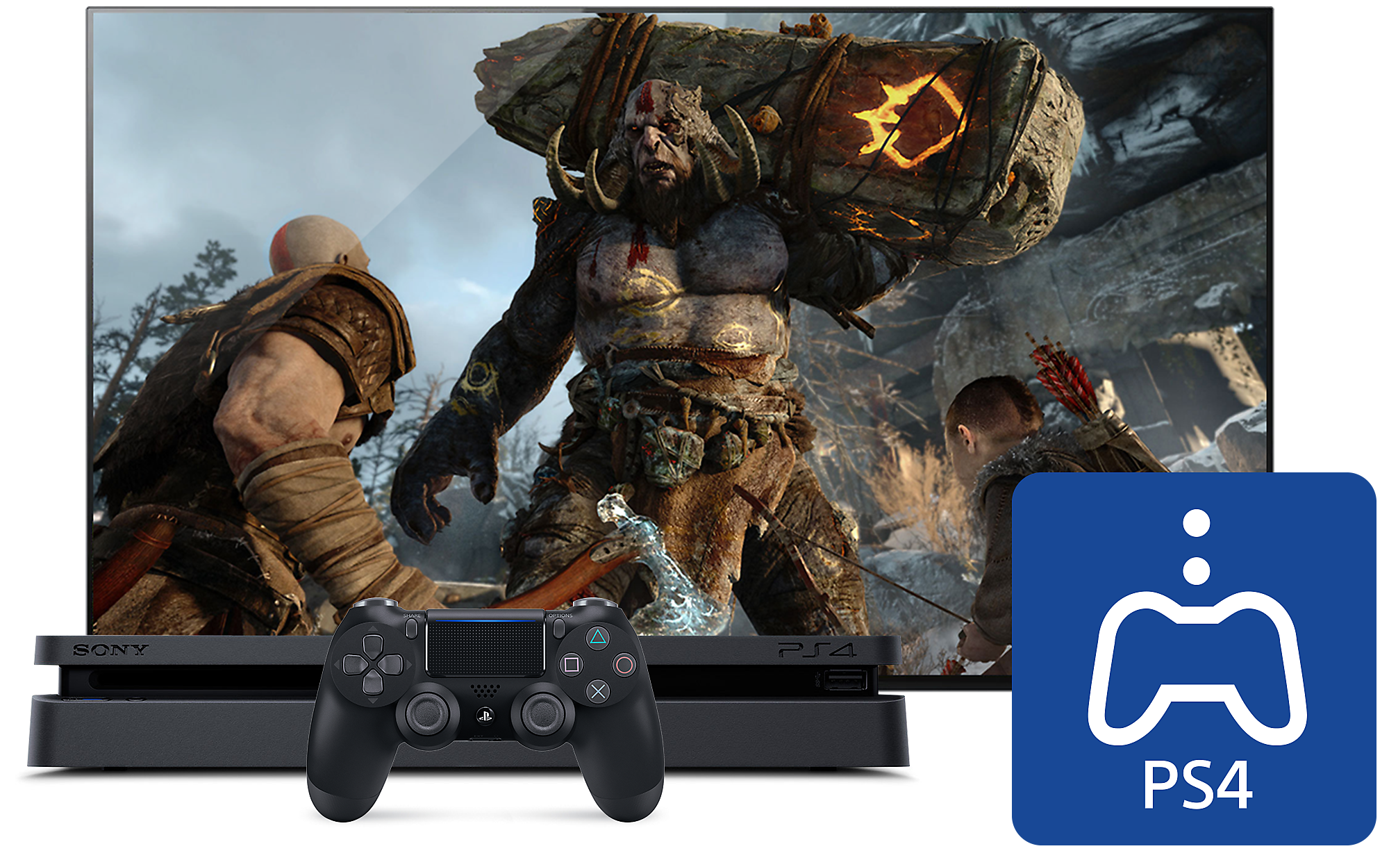 Remote Play - Your Favorite Devices on More Screens Console Image