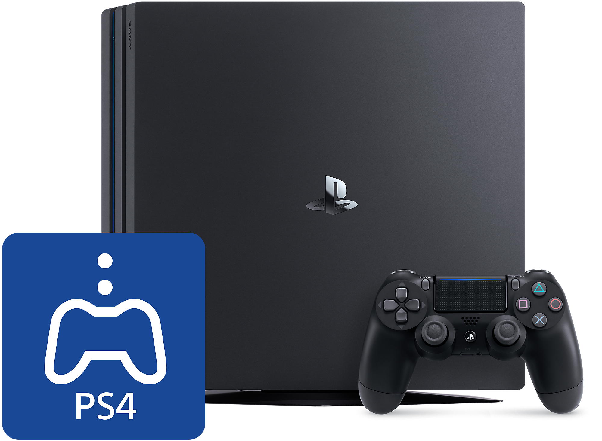 Remote Play - What is PS4 Remote Play PS4 Console Image