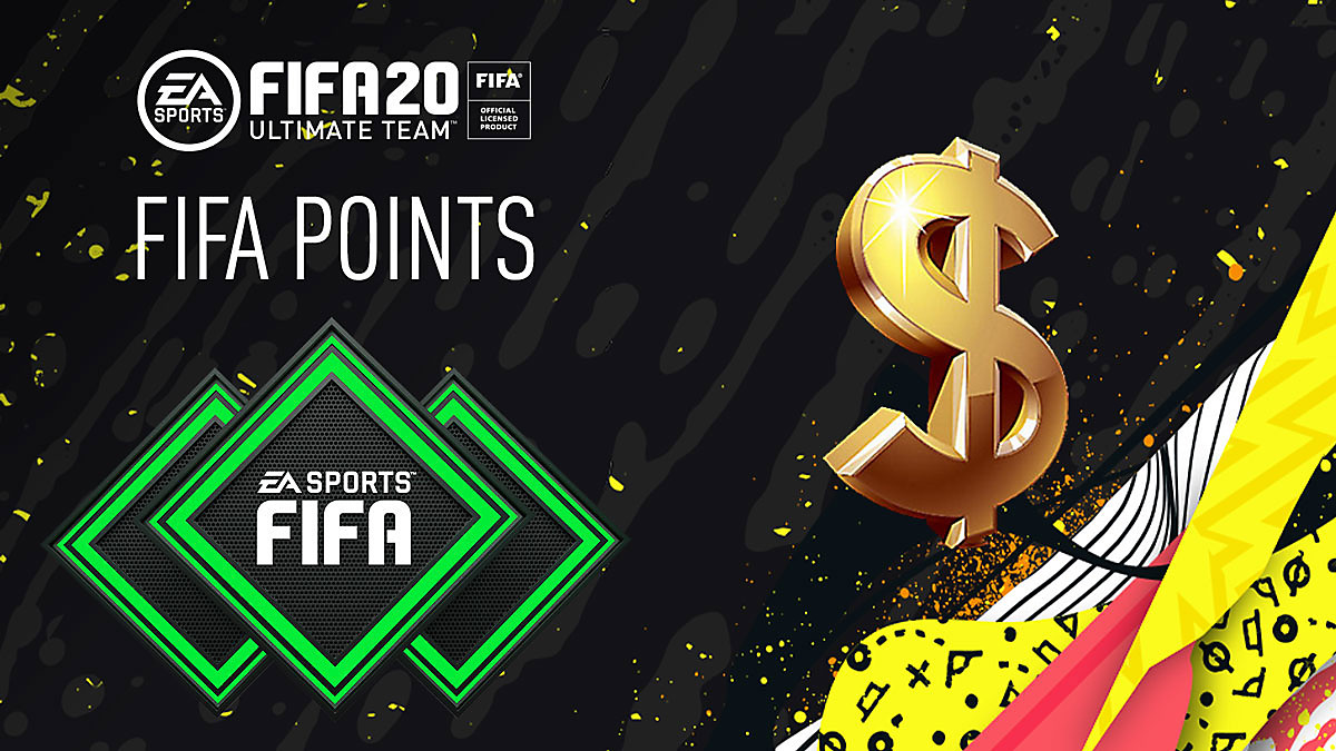 FIFA 20 Points and Cash Prizing Image