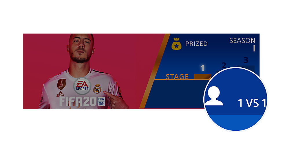 PS4 Tournaments - Type and Format Icon